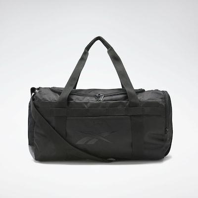 REEBOK Sporttasche in schwarz, Produktansicht