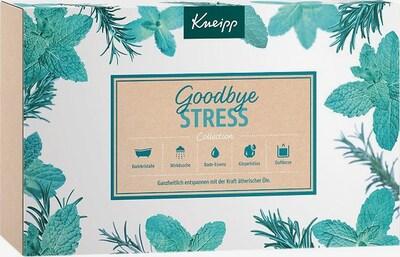 Kneipp Geschenkset 'Goodbye Stress' in beige, Produktansicht