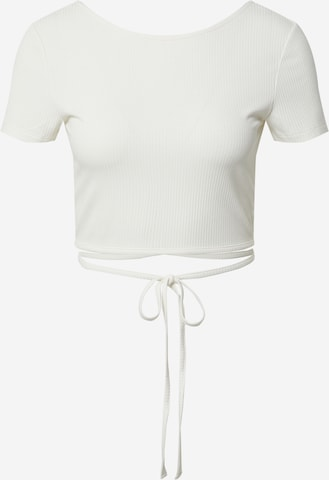 EDITED Shirt 'River' in White