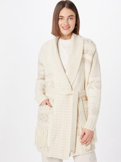 Polo Ralph Lauren Kardigán - krémová / biela, Model/-ka