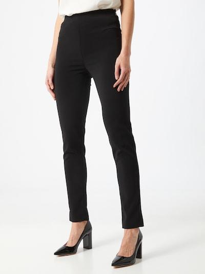 PATRIZIA PEPE Pantalon en noir, Vue avec modèle