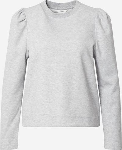 OBJECT Sweatshirt 'Meza' in graumeliert, Produktansicht