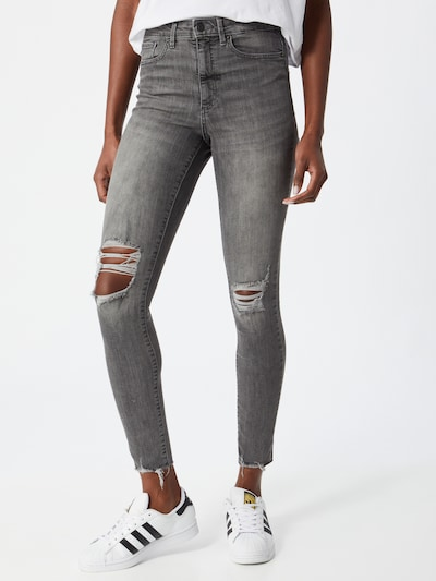 Jeans 'Sophia' VERO MODA pe gri denim, Vizualizare model