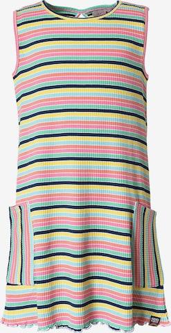 Boboli Kleid in Mischfarben