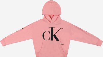 Calvin Klein Jeans Sweatshirt in Pink