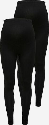 Only Maternity Leggings in schwarz, Produktansicht