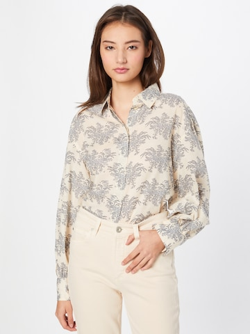 Marc O'Polo Bluse in Beige