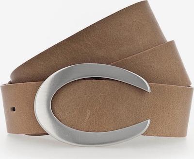 VANZETTI Gürtel in braun, Produktansicht