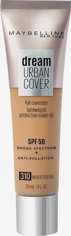 MAYBELLINE New York Foundation 'Dream Urban Cover' in Brown