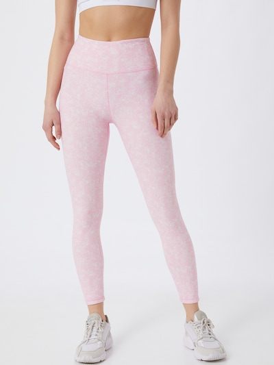 Cotton On Leggings in Pink / White, View model
