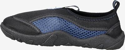 COLOR KIDS Badeschuh 'Elina' in blau / schwarz, Produktansicht