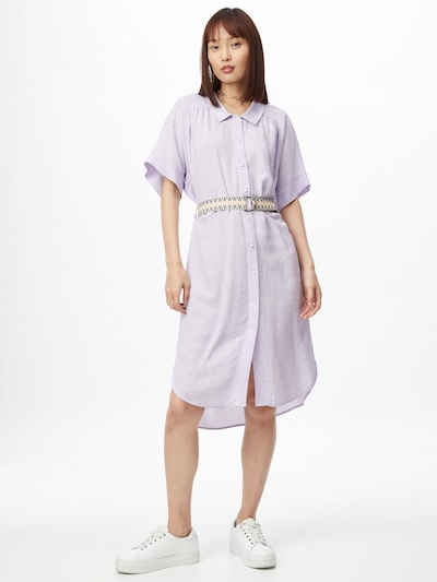 sessun Kleid 'LUMIO' in lavendel, Modelansicht