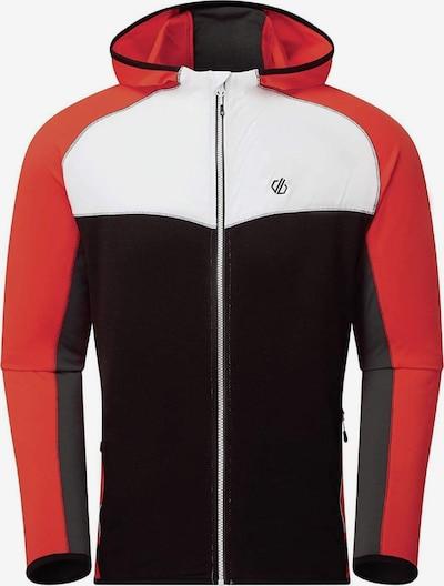 DARE 2B Jacke 'Ratified Ii Lightweight' in rot / schwarz / weiß, Produktansicht