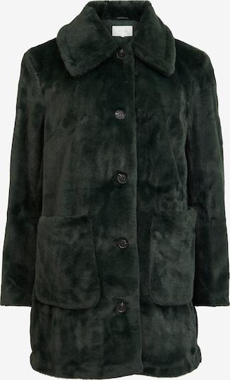 VILA Between-Seasons Coat 'Boda' in Dark green, Item view