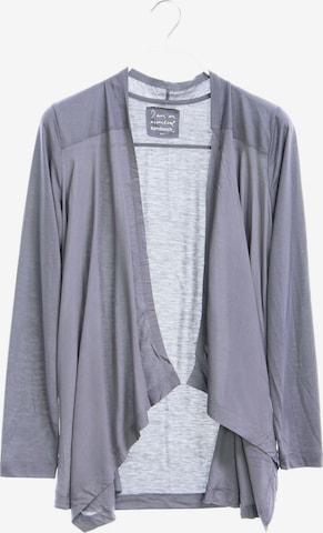 Sandwich Sweater & Cardigan in L in Grey