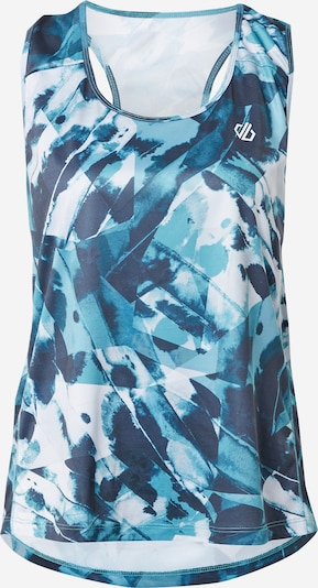 DARE2B Sports top 'Ardency Vest' in Blue / Light blue / Dark grey, Item view