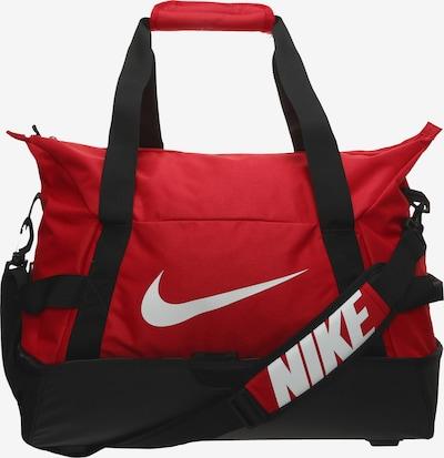 NIKE Sporttasche in rot / schwarz, Produktansicht