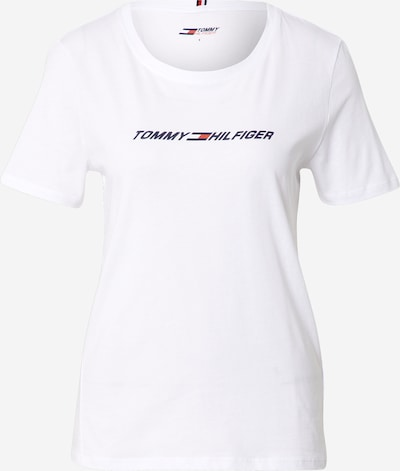 Tommy Sport Sportshirt in dunkelblau / weiß, Produktansicht