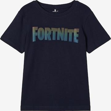 NAME IT Shirt in Blau