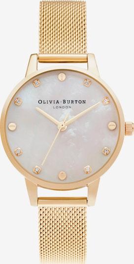 Olivia Burton Uhr in gold, Produktansicht