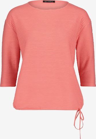 Betty Barclay Sweatshirt in Pink