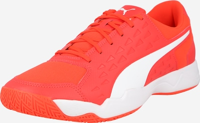 PUMA Спортни обувки 'Auriz' в червено / бяло, Преглед на продукта