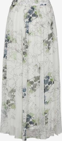 ECHTE Faltenrock in weiß, Produktansicht