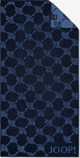 JOOP! Handtuch in blau, Produktansicht