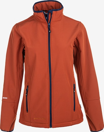 Whistler Outdoor Jacket 'Covina W-PRO 8000' in Red