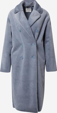 Guido Maria Kretschmer Collection Ανοιξιάτικο και φθινοπωρινό παλτό 'Lorain' σε μπλε
