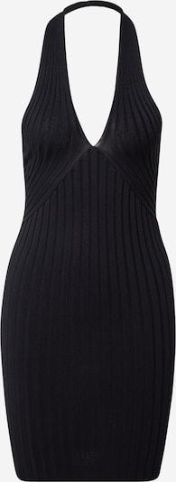 GUESS Gebreide jurk 'Addy' in de kleur Zwart, Productweergave