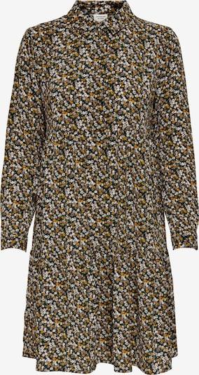 JDY Mekko värissä vaaleanruskea / keltainen / jade / musta / valkoinen, Tuotenäkymä