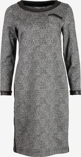 HELMIDGE Jurk in de kleur Grijs / Zwart, Productweergave