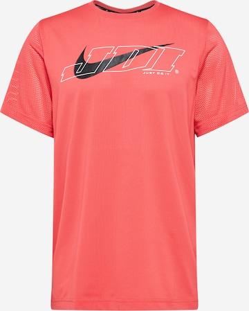 NIKE Sportshirt in Rot