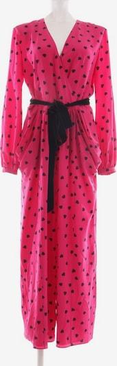 VALENTINO Seidenjumpsuit in S in pink / schwarz, Produktansicht
