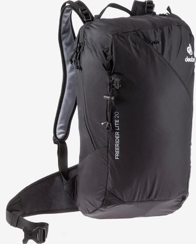 DEUTER Rucksack 'Freerider Lite 20' in schwarz, Produktansicht