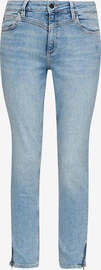 Q/S designed by Skinny Fit: Skinny ankle leg-Jeans in blau, Produktansicht