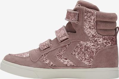 Hummel Sneaker in brokat / pink, Produktansicht