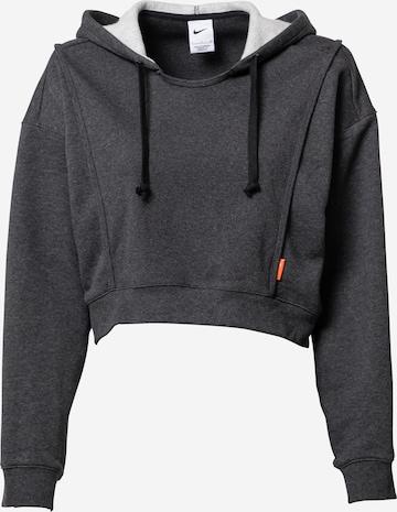 NIKE - Camiseta deportiva en negro