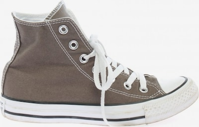 CONVERSE High Top Sneaker in 36,5 in hellgrau / weiß, Produktansicht