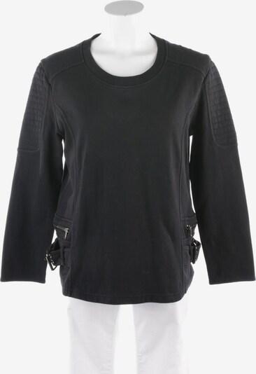 Balmain Sweatshirt / Sweatjacke in L in schwarz, Produktansicht