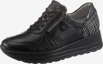 WALDLÄUFER Sneakers in Black