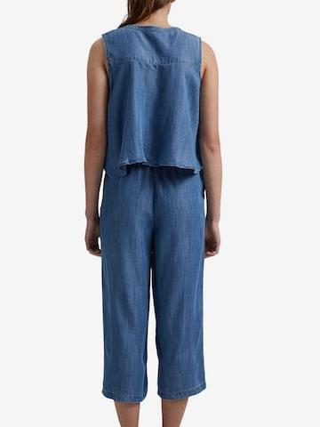 EDC BY ESPRIT Jumpsuit in Blauw