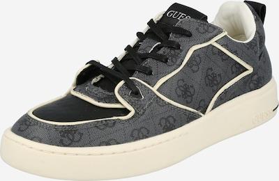 GUESS Zapatillas deportivas bajas 'VERONA' en gris / gris basalto / blanco, Vista del producto