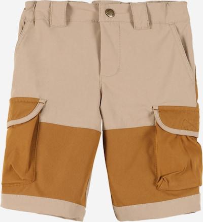 FINKID Shorts 'ORAVA' in beige / cognac, Produktansicht