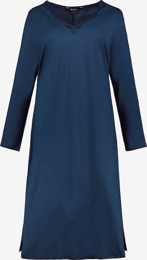 Ulla Popken Nachthemd in taubenblau, Produktansicht