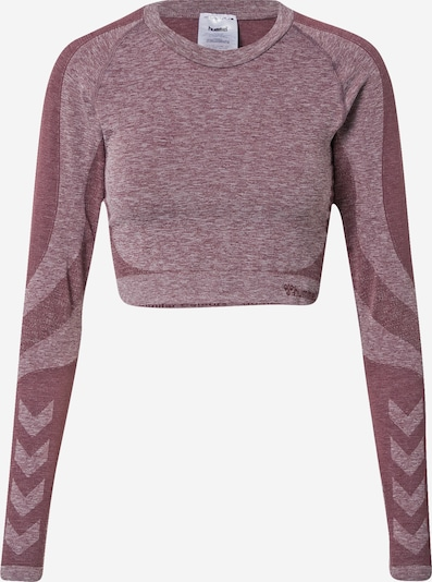 Hummel Funktionsshirt 'KADY SEAMLESS' in lila / pastelllila, Produktansicht