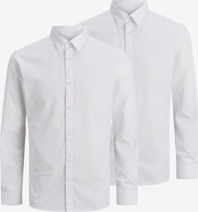 JACK & JONES Button Up Shirt in White, Item view