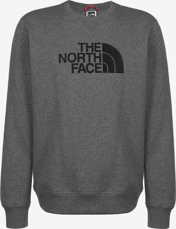 THE NORTH FACE Sweatshirt 'Drew Peak' in Grey