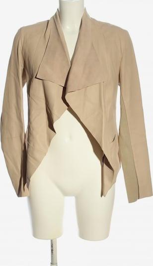 Travel Couture Lederjacke in S in creme, Produktansicht